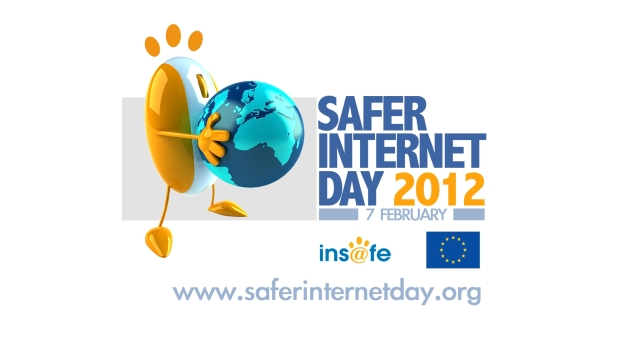 Safer Internet day-logo SID 2012