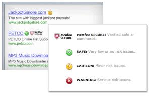 McAfee-SiteAdvisor
